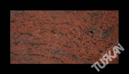 Płytki Multicolor Red Granit